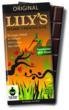 Lily's premium dark chocolate