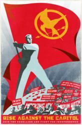 Hunger Games Rebellion Poster