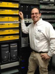 Shawn Serre at PCTV Headend