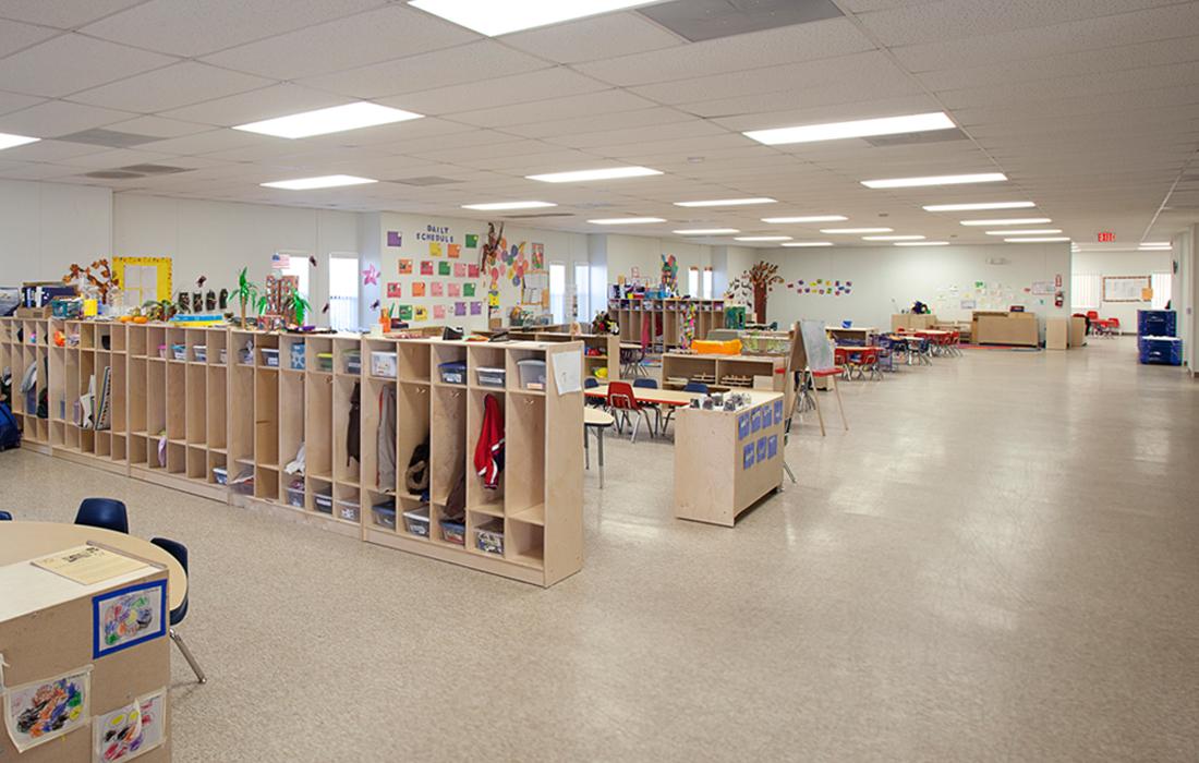 Open Classroom Design ~ Day care center architecture building design pictures