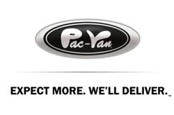 Pac-Van, Inc. Expect More. We'll Deliver.