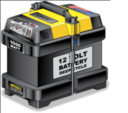 Rally Inverter Generator Pro Plus 1000