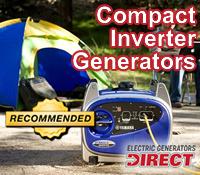 best compact inverter generator, best compact camping generator, best compact recreational generators