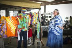 An image of a vendor who participated in the 2011 Texas Avenue Makers Fair.