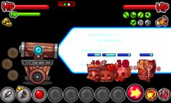 Shooting Warrior is an android castle defense game