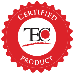 TEC Certified Product