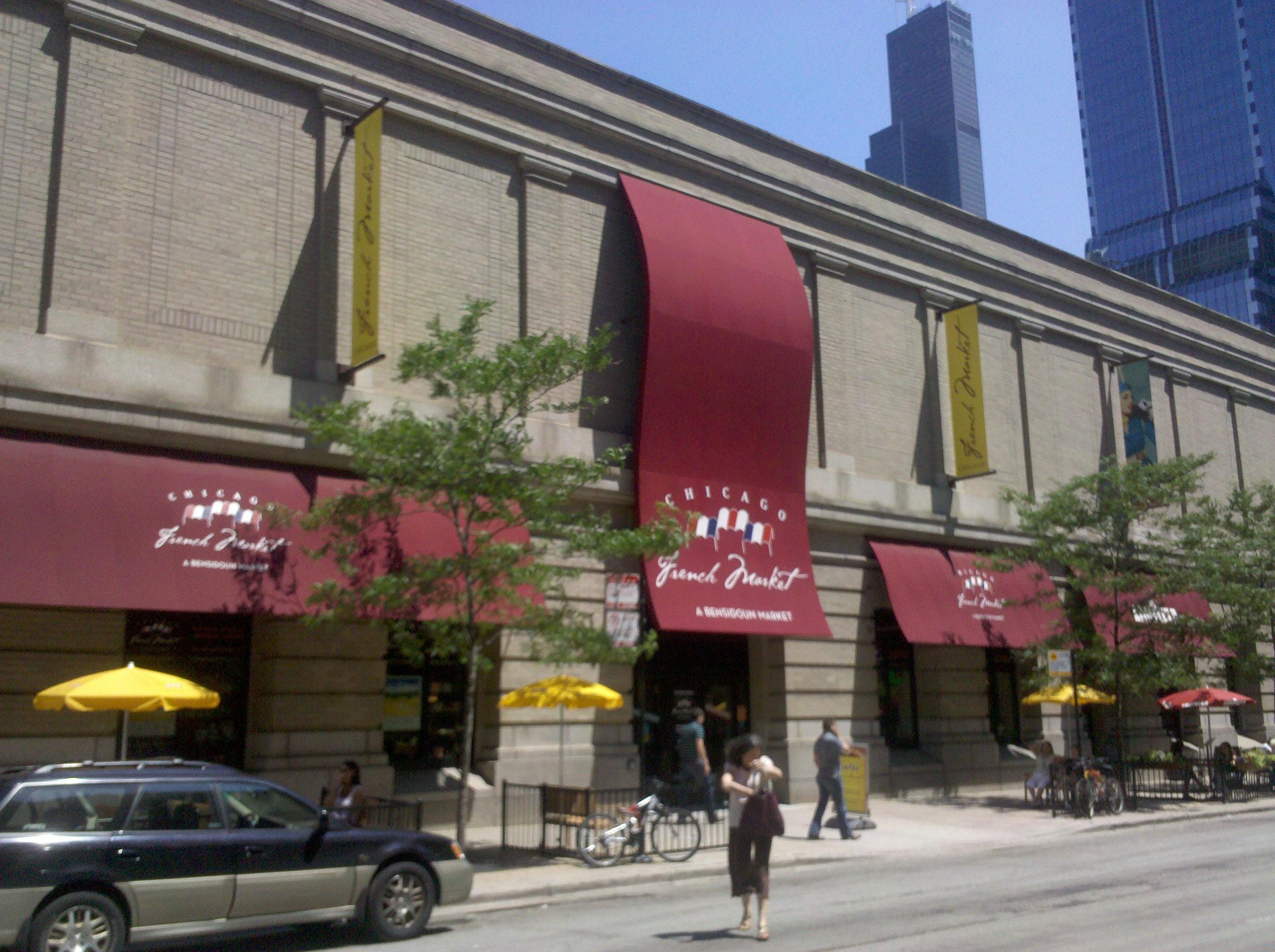 Chicago illinois fashion market Food Dining - Chicago Tribune