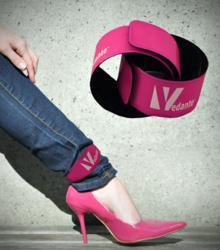 Vedante Pink Ankle Bracelets (POP BANDS)