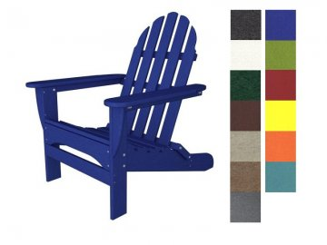 Adirondack Chairs Plastic. Classic Adirondack Chair. Red ...