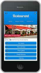 Mobile Web Design for Restaurants