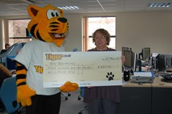 Tiger.co.uk Supports New Beginnings Charity