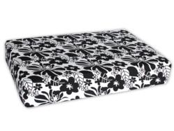 Orthopedic Dog Bed With Designer Fabric Cover