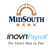 Inova Payroll and HR solution partners with MidSouth Bank of Murfreesboro, TN