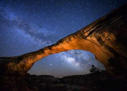 Natural Bridges Dark Sky