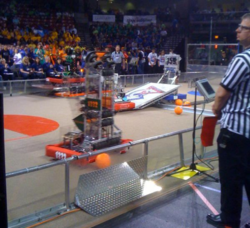 Gates Corporation power transmission belts in FIRST Robotics Competition