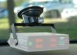 Stalker Radar Display/Counting Unit Suction Cup Mount
