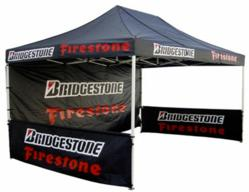 Outdoor Tent Canopy for Marketing Promotions