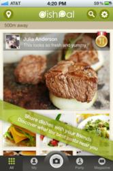 Share and discover the best dishes using DishPal