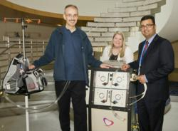 UW Medical Center, Nahush Mokadam MD, Christopher Marshall, SynCardia, Total Artificial Heart, Artificial Heart, Freedom driver, heart failure, donor heart, heart transplant