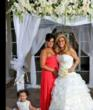Las Vegas Mobile Beauty Founder, Stephanie Ayala and a Beautiful Bride