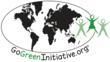 Go Green Initiative logo