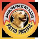 Patio Pacific - Pet Doors