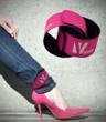 Vedante Super Reflective Pink POP BANDS