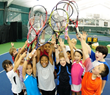 TGA partners with USTA's 10 and Under Tennis