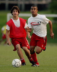 Soccer Camps New Orleans - Eurotech Soccer
