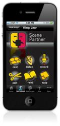 Scene Partner App for the iPhone, iPad and iPod Touch
