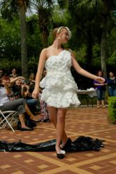 Coffee Filter Dress
