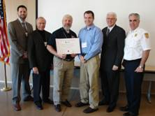 FESHE recognition ceremony for AMC