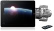 Orbit your iPad into space with iSpaced