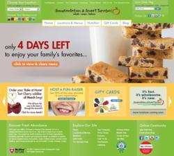 Garden Fresh Restaurant Corp Utilizes Net Development