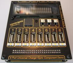 Cambrionix Universal Charge and Sync U8S