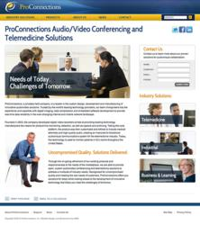 ProConnections.com web design by AIMG.com 1-704-321-1234.
