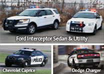 Havis Designed Quality Mobile Office Solutions for the New Ford Interceptor, Chevrolet Caprice and Dodge Charger