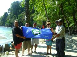 Blue Flag Award