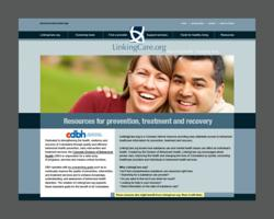 Web resource, LinkingCare.org offers individuals, healthcare providers and substance use service providers; evidence-based screening tools for substance use; licensed substance use provider referral database, geographically or judicial-district specific;