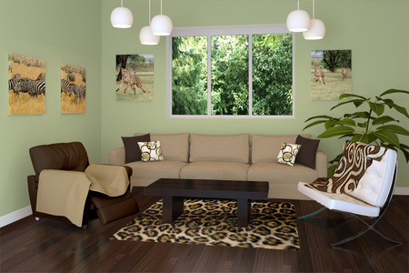 Animal Print Living Rooms 2015 Best Auto Reviews