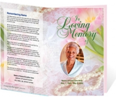 Funeral Programs and Templates