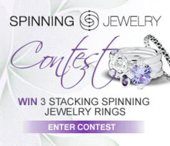A Silver Breeze holds a Spinning Jewelry Contest