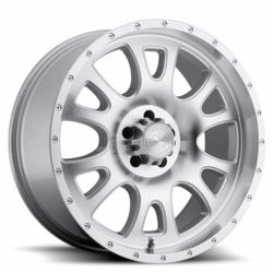 Truck Wheels by Black Rhino - the Lucerne in Silver