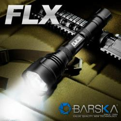 1200 Lumen LED Tactical Flashlight By Barska