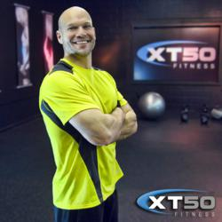 Jim Steffen, XT50 trainer and workout designer