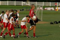 Eurotech Soccer Camps in Virginia