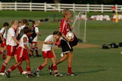 Eurotech Soccer Camps in Virginia