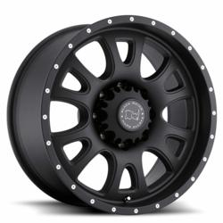 Off Road Wheels by Black Rhino - the Lucerne in Black
