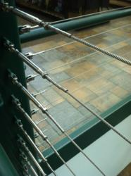 Image of Stainless Steel Cable Railing