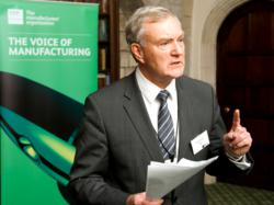EEF Future Manufacturing Awards, Terry Scuoler of EEF